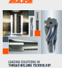 Leading Solutions in Thread Milling Technology