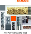 High Performance Core Product End Mill Catalog